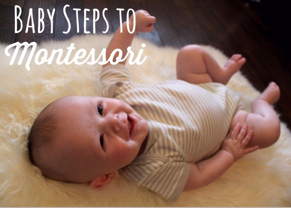 Starting Montessori With a Baby