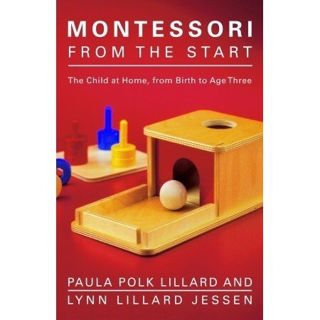 The best Montessori parenting books