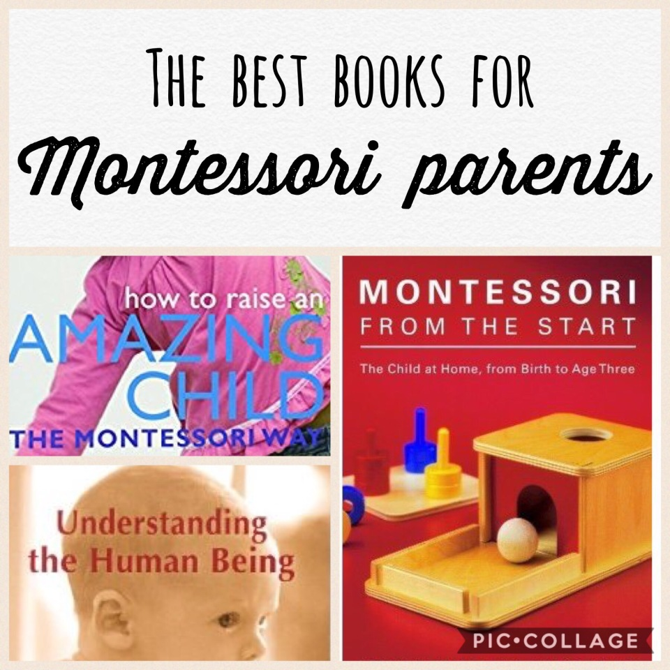 The best books for Montessori parents.