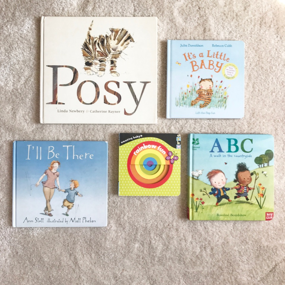 Montessori friendly books for babies