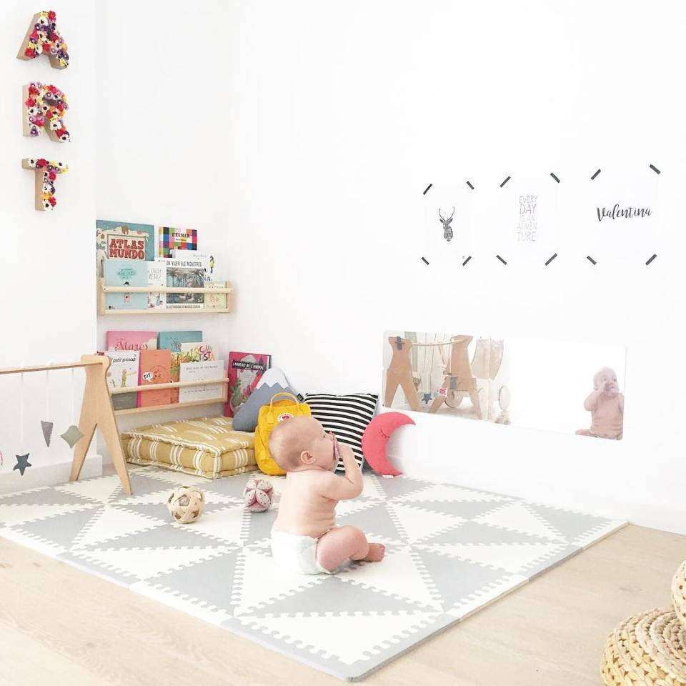 The 5 Principles of a Montessori Playroom