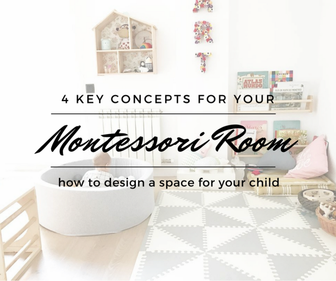 How to create a Montessori Room for an infant