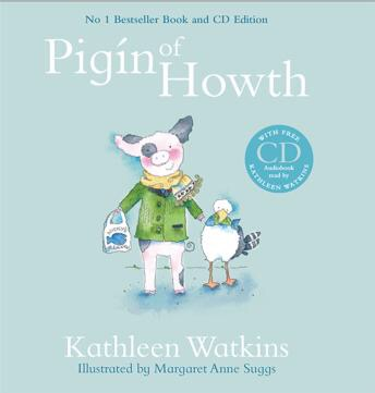 Pigin of Howth - the 10 best picture books about Ireland for children