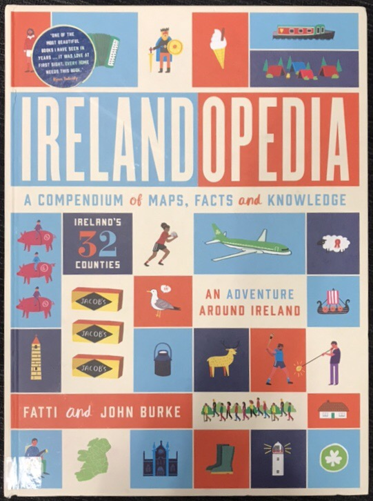 Irelandopedia - the best picture books about Ireland